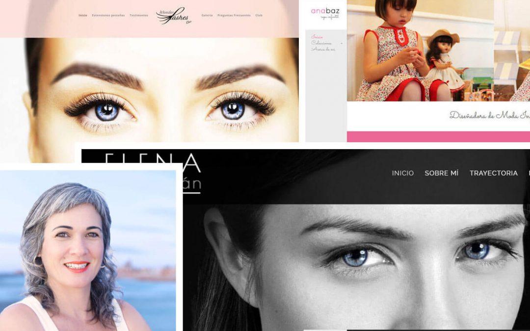 Las imágenes de mi web