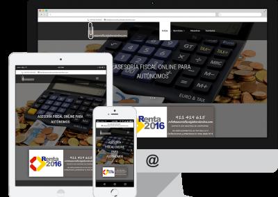 Asesoría Fiscal y Laboral Online