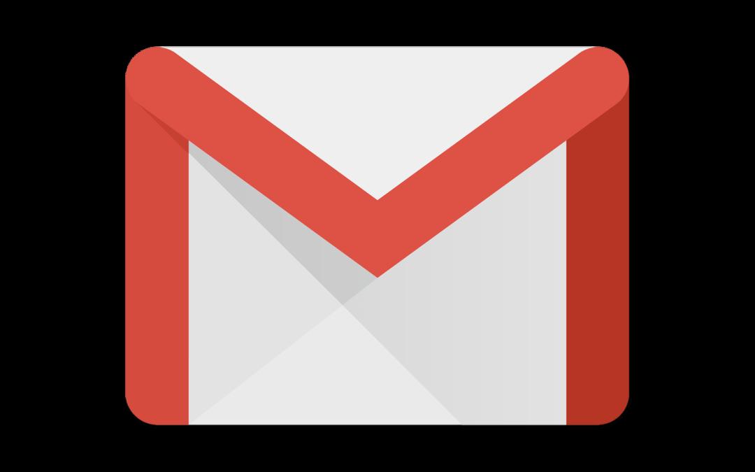 Usar GMail para gestionar el correo de cuentas de nuestro dominio
